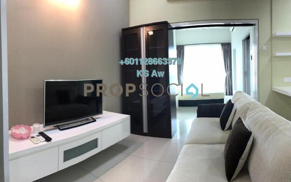 Condominium For Rent in Tropez Residences, Danga Bay Freehold Fully Furnished 1R/1B 1.4k