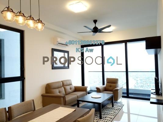 Condominium For Rent in Eco Nest, Iskandar Puteri (Nusajaya) Freehold Fully Furnished 3R/2B 3.8k