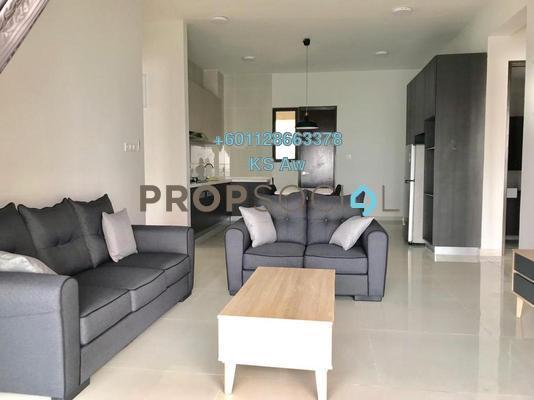 Condominium For Rent in Country Garden Danga Bay, Danga Bay Freehold Fully Furnished 3R/1B 2.7k