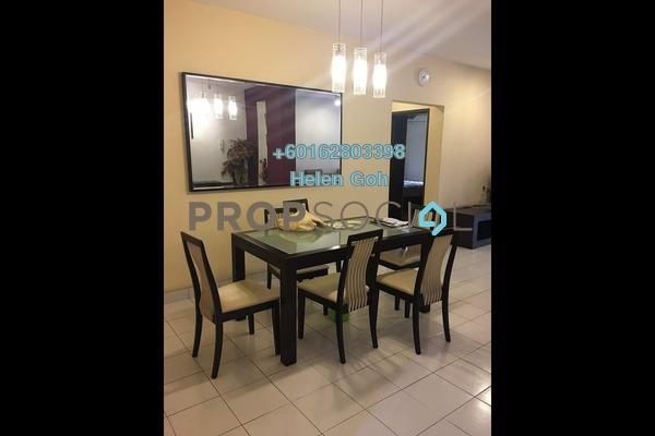 Condominium For Rent in Puncak Nusa Kelana, Ara Damansara Freehold Fully Furnished 3R/3B 2k