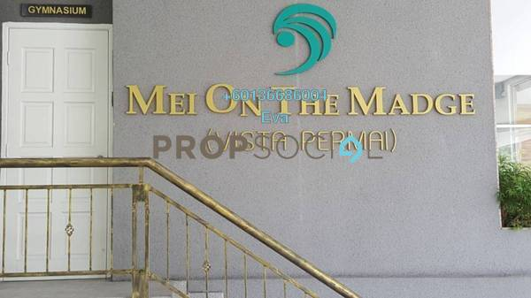 Condominium For Sale in Mei On The Madge, Ampang Hilir Freehold Fully Furnished 4R/2B 1.13m