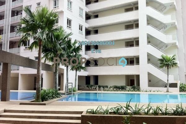 Condominium For Rent in Cova Villa, Kota Damansara Freehold Fully Furnished 3R/0B 2k