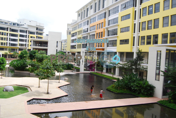 Shop For Sale in Setia Walk, Pusat Bandar Puchong Freehold Unfurnished 0R/1B 2m