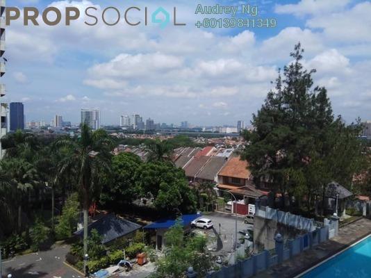 Condominium For Sale in Pinggiran Kiara, TTDI Freehold Semi Furnished 3R/2B 1m