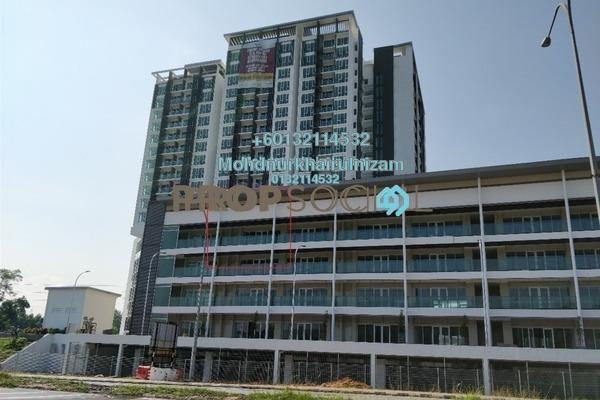 Shop For Sale in Temasya 8, Temasya Glenmarie Freehold Unfurnished 0R/1B 720k