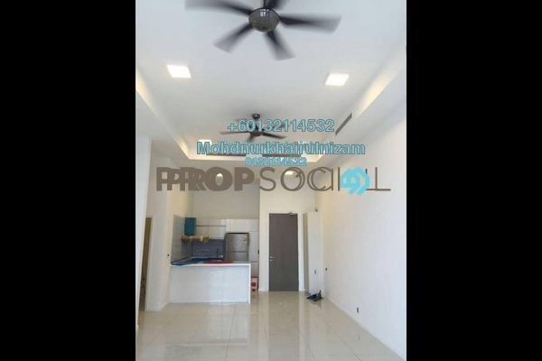 SoHo/Studio For Sale in M City, Ampang Hilir Freehold Semi Furnished 2R/2B 1.09m