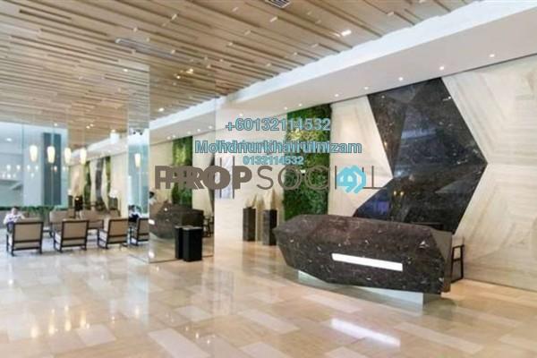 SoHo/Studio For Sale in M City, Ampang Hilir Freehold Semi Furnished 1R/1B 760k