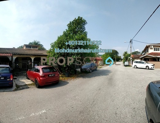 Terrace For Sale in Taman Sri Serdang, Seri Kembangan Freehold Unfurnished 3R/2B 350k