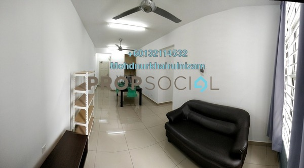 Condominium For Sale in The Arc, Cyberjaya Freehold Semi Furnished 3R/2B 320k