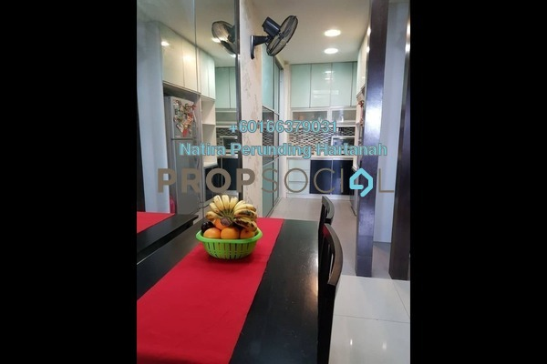 Condominium For Sale in Kinrara Mas, Bukit Jalil Freehold Semi Furnished 3R/2B 465k