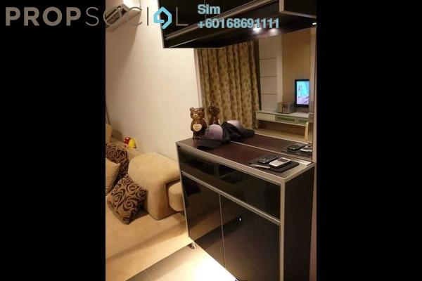 Condominium For Rent in Cova Suite, Kota Damansara Leasehold Semi Furnished 3R/2B 2.3k