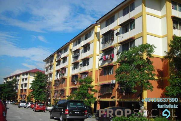 Apartment For Rent in Gugusan Semarak, Kota Damansara Freehold Unfurnished 3R/2B 850translationmissing:en.pricing.unit