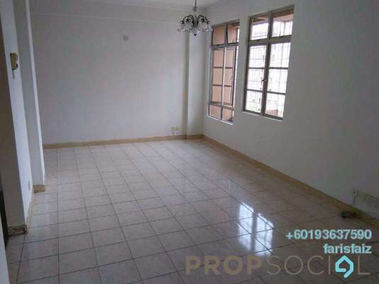 Condominium For Rent in Elaeis 1, Bukit Jelutong Freehold Unfurnished 3R/2B 1.3k