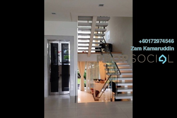 Terrace For Sale in Kiara 9, Mont Kiara Freehold Fully Furnished 5R/6B 4m