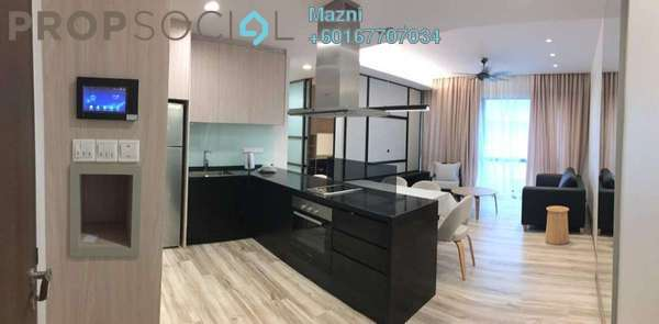 Condominium For Rent in The Potpourri, Ara Damansara Freehold Fully Furnished 2R/2B 3.2k