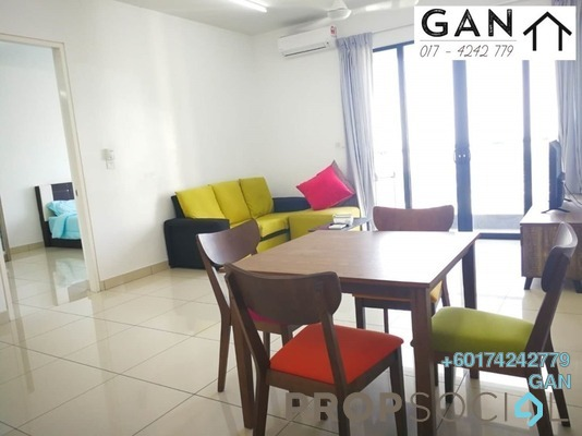 Condominium For Rent in Woodsbury Suites, Butterworth Freehold Fully Furnished 2R/2B 1.5k