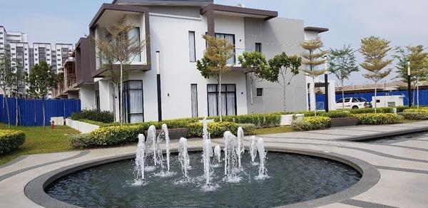 Terrace For Sale in Maple Residence @ Laman View, Cyberjaya Freehold Unfurnished 5R/4B 838k