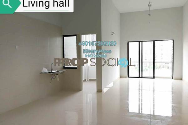 Condominium For Rent in 9INE, Batu 9 Cheras Freehold Semi Furnished 3R/2B 2.5k