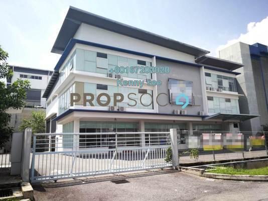 Factory For Rent in Taman Perindustrian Putra Permai, Seri Kembangan Freehold Unfurnished 1R/3B 22k