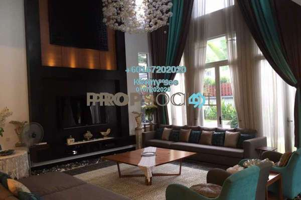 Bungalow For Sale in Country Heights Kajang, Kajang Freehold Fully Furnished 12R/16B 10.5m