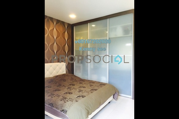 Apartment For Rent in Tebrau City Residences, Tebrau Freehold Fully Furnished 2R/2B 1.5k