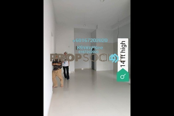 Condominium For Sale in 9INE, Batu 9 Cheras Freehold Semi Furnished 3R/2B 650k