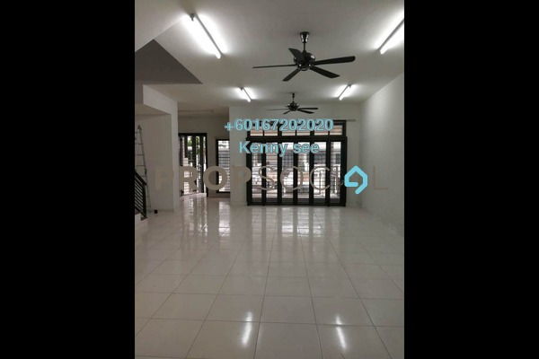 Terrace For Sale in E-Boulevard, Denai Alam Freehold Semi Furnished 4R/4B 865k