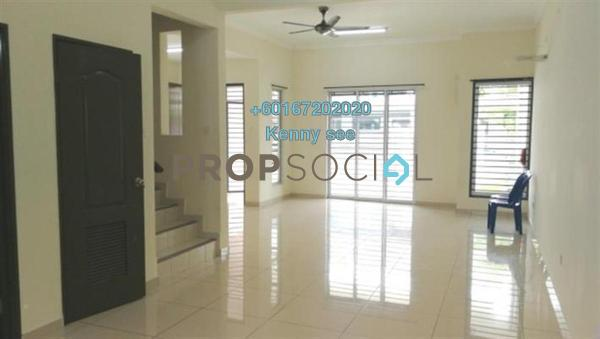 Terrace For Sale in Double Green Residence, Ipoh Freehold Semi Furnished 5R/3B 568k