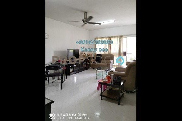 Condominium For Sale in Endah Ria, Sri Petaling Freehold Fully Furnished 3R/2B 390k