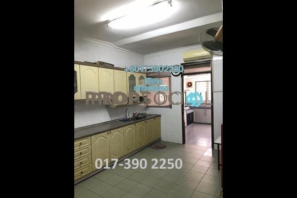 Terrace For Sale in BU4, Bandar Utama Freehold Semi Furnished 4R/3B 1.2m