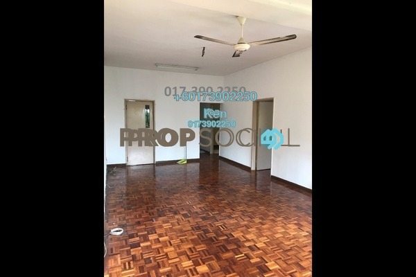 Apartment For Rent in Happy Apartment, Petaling Jaya Freehold Unfurnished 4R/3B 1.8k