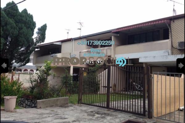 Terrace For Sale in SS21, Damansara Utama Freehold Unfurnished 4R/3B 1.03m