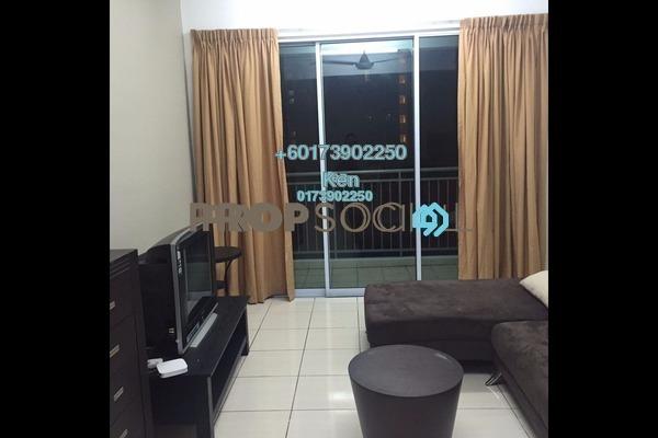 Condominium For Rent in Ken Damansara III, Petaling Jaya Freehold Semi Furnished 3R/2B 2.2k