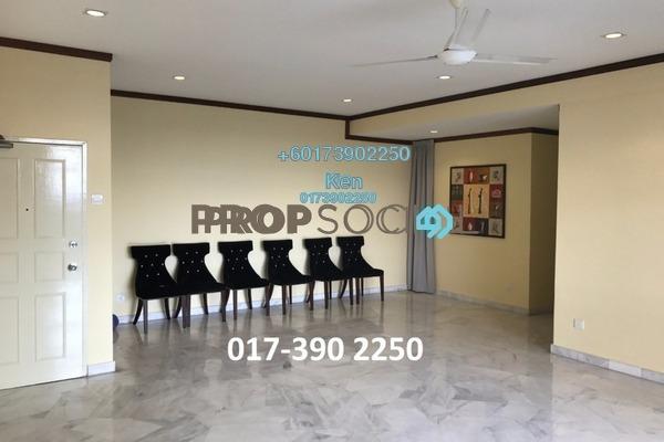 Condominium For Sale in Kiara View, TTDI Freehold Semi Furnished 3R/2B 1m