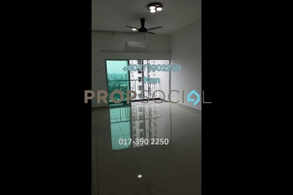Condominium For Rent in DeSkye Residence, Jalan Ipoh Freehold Semi Furnished 3R/2B 1.5k