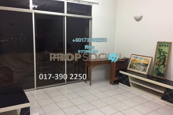 Condominium For Rent in Impian Heights, Bandar Puchong Jaya Freehold Semi Furnished 3R/2B 1k