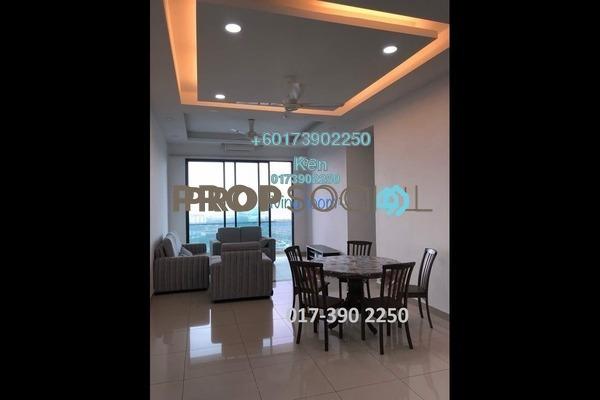 Condominium For Rent in USJ One Park, UEP Subang Jaya Freehold Semi Furnished 4R/3B 2.2k