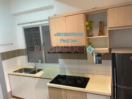Condominium For Rent in I Residence, Kota Damansara Freehold Fully Furnished 3R/2B 1.75k