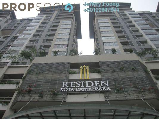 Condominium For Rent in I Residence, Kota Damansara Freehold Fully Furnished 3R/2B 2.4k