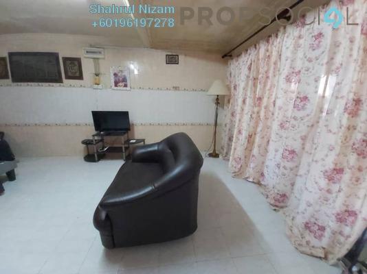 Terrace For Sale in Taman Seri Ampang, Ampang Freehold Semi Furnished 2R/2B 450k