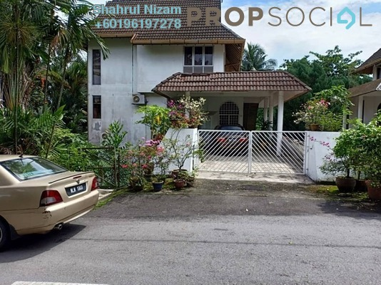 Terrace For Sale in Taman TAR, Ampang Freehold Fully Furnished 5R/4B 2.5m