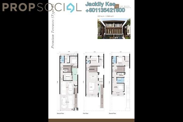 Superlink For Sale in The Mulia Residences, Cyberjaya Freehold Unfurnished 4R/4B 899k