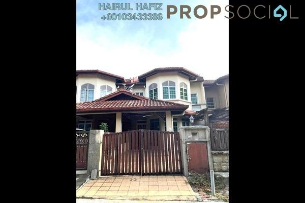 Terrace For Sale in Damai Rasa, Alam Damai Freehold Unfurnished 4R/3B 790k
