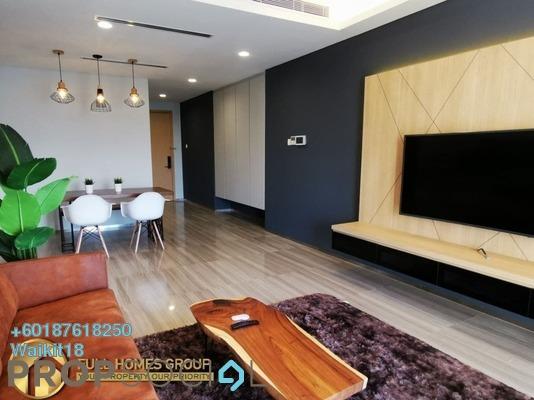 Condominium For Sale in Pinetree Marina Resort, Iskandar Puteri (Nusajaya) Freehold Fully Furnished 2R/2B 899k