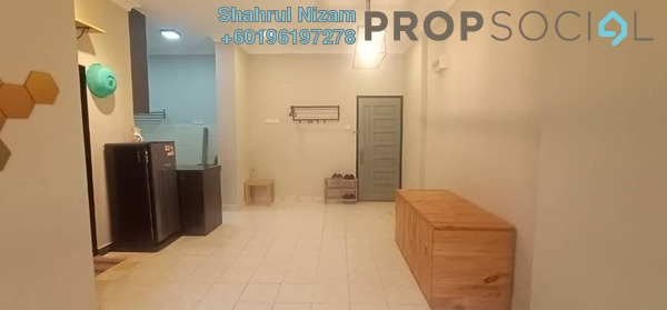 Condominium For Sale in Sri Gotong Apartment, Selayang Freehold Semi Furnished 1R/1B 210k