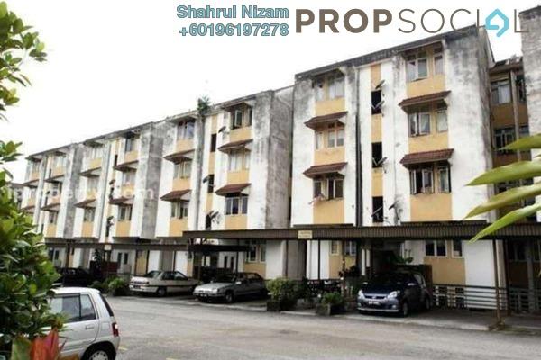 Apartment For Sale in Mahsuri Apartment, Setiawangsa Freehold Unfurnished 3R/1B 340k