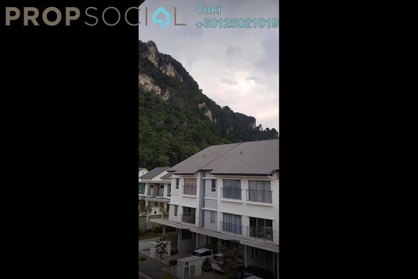 Townhouse For Sale in Sunway City Ipoh, Tambun Freehold Semi Furnished 3R/4B 738k