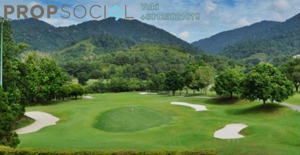 Land For Sale in Meru Valley Golf and Country Club, Ipoh Leasehold Unfurnished 0R/0B 1.21m