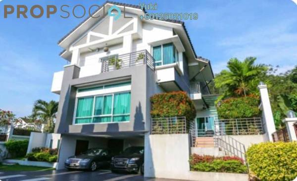 Bungalow For Sale in Meru Heights, Ipoh Freehold Semi Furnished 4R/5B 2m