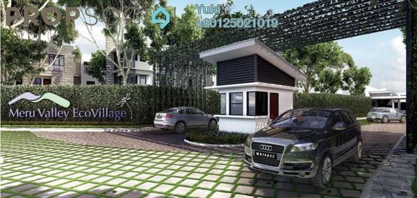 Land For Sale in Meru Valley Golf and Country Club, Ipoh Freehold Unfurnished 0R/0B 1.12m